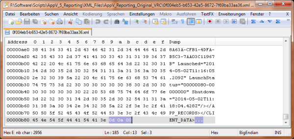 XML_NPP_Hex